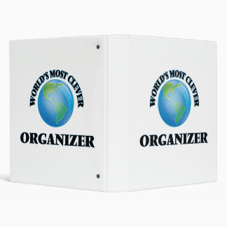 World's Most Clever Organizer Binders