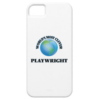 World's Most Clever Playwright iPhone 5 Cases
