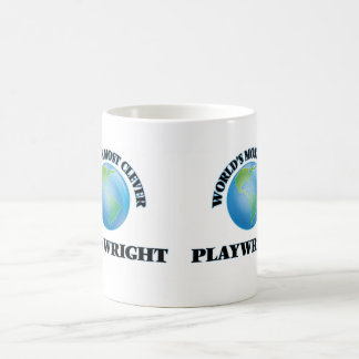 World's Most Clever Playwright Coffee Mug