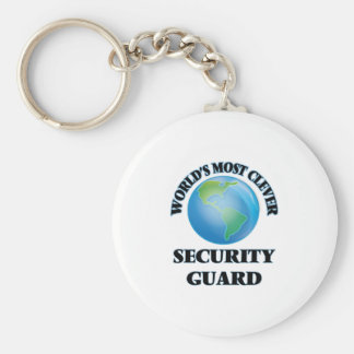 World's Most Clever Security Guard Key Chains