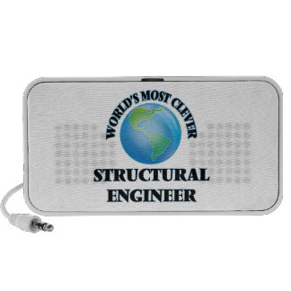 World's Most Clever Structural Engineer iPhone Speakers