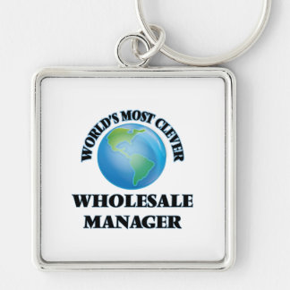 World's Most Clever Wholesale Manager Keychains