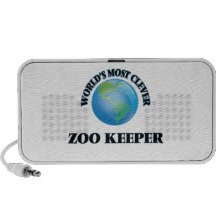 World's Most Clever Zoo Keeper Portable Speaker