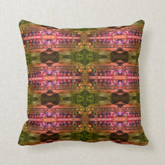 World's Most Haunted Car - The Goldeneagle - 1964 Throw Pillow