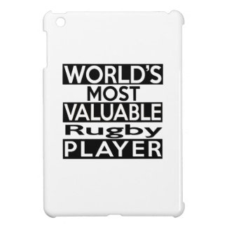 World's Most Valuable Rugby Player Case For The iPad Mini