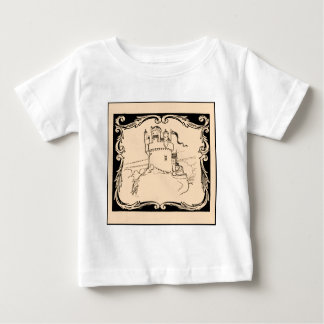 Worlds of Fantasy: Medieval Castle Baby T-Shirt