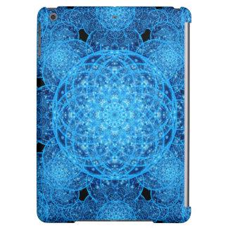 Worlds of Ice Mandala Case For iPad Air
