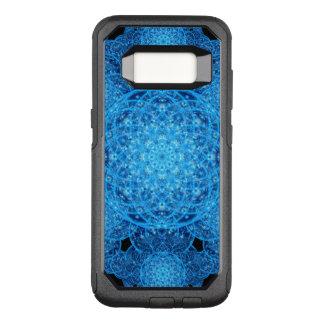 Worlds of Ice Mandala OtterBox Commuter Samsung Galaxy S8 Case