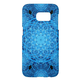 Worlds of Ice Mandala Samsung Galaxy S7 Case
