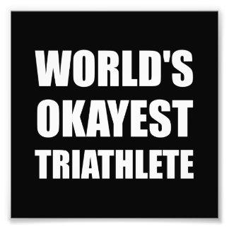 World's Okayest Triathlete Photo