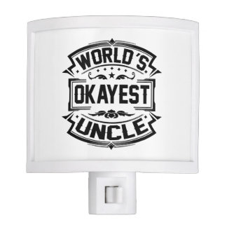 World's Okayest Uncle Nite Lite