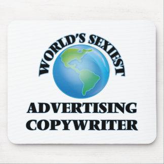 World's Sexiest Advertising Copywriter Mousepads
