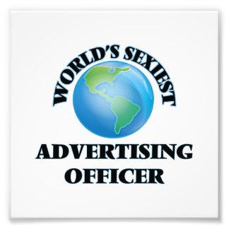 World's Sexiest Advertising Officer Photo Art
