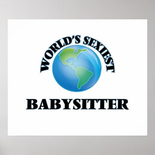 World's Sexiest Babysitter Poster