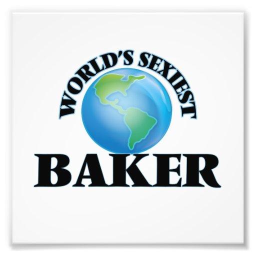 World's Sexiest Baker Photograph