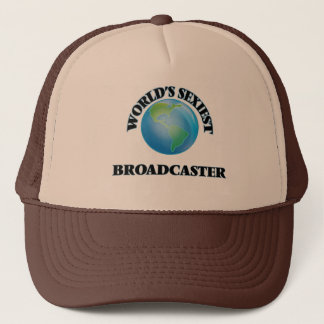 World's Sexiest Broadcaster Trucker Hat