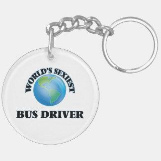 World's Sexiest Bus Driver Acrylic Keychains