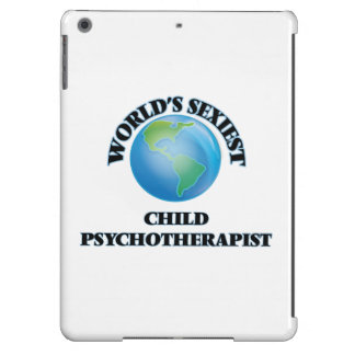 World's Sexiest Child Psychotherapist iPad Air Cover