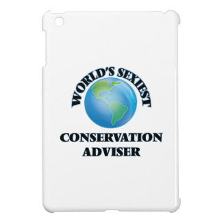 World's Sexiest Conservation Adviser Cover For The iPad Mini