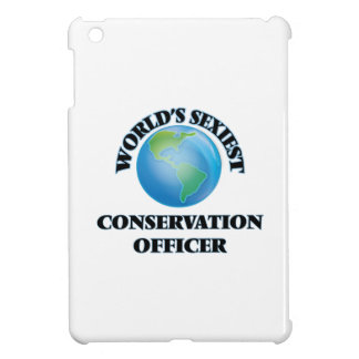 World's Sexiest Conservation Officer Cover For The iPad Mini