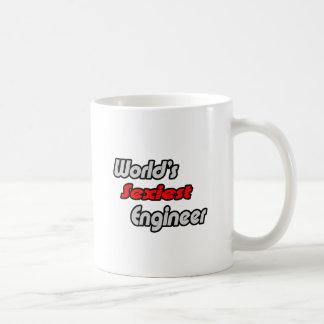 World's Sexiest Engineer Coffee Mug