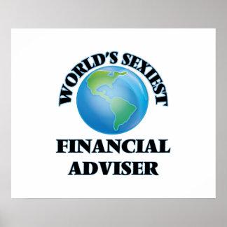 World's Sexiest Financial Adviser Poster