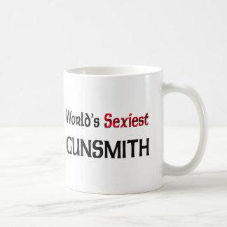 World's Sexiest Gunsmith Coffee Mug
