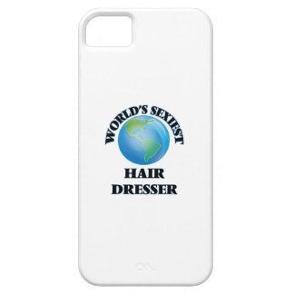 World's Sexiest Hair Dresser iPhone 5 Covers