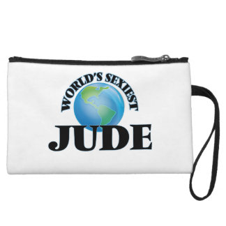 World's Sexiest Jude Wristlet Clutches