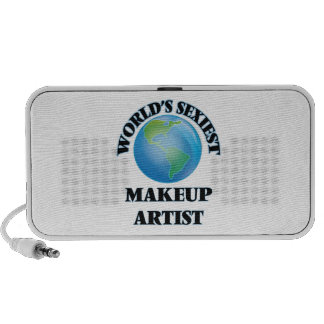 World's Sexiest Makeup Artist Mp3 Speakers