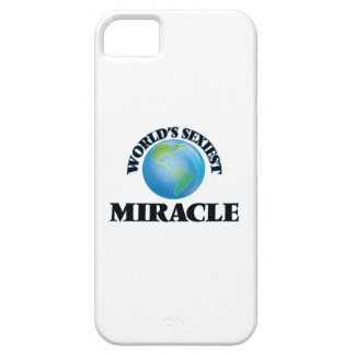 World's Sexiest Miracle iPhone 5/5S Case