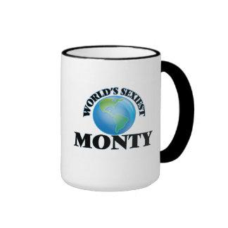 World's Sexiest Monty Mugs
