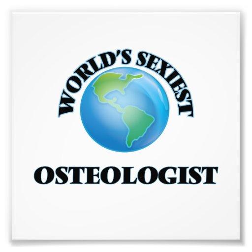 World's Sexiest Osteologist Art Photo
