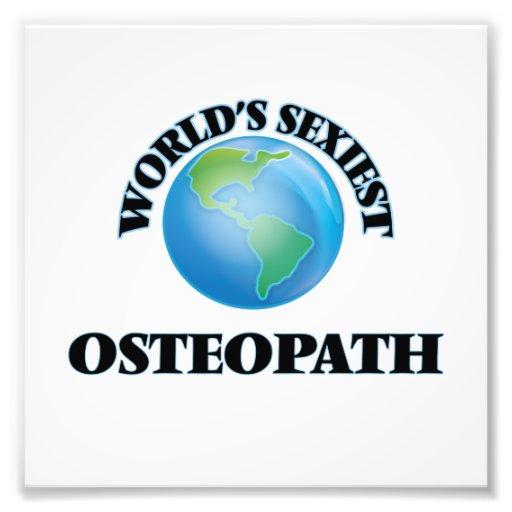 World's Sexiest Osteopath Photo
