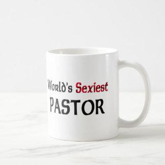 World's Sexiest Pastor Coffee Mug