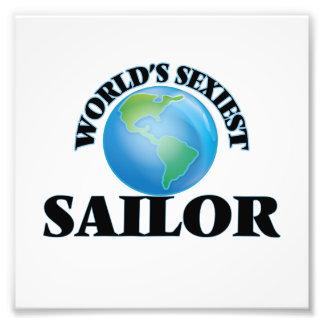 World's Sexiest Sailor Photo Art