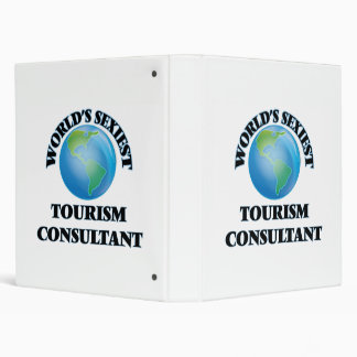 World's Sexiest Tourism Consultant Binders