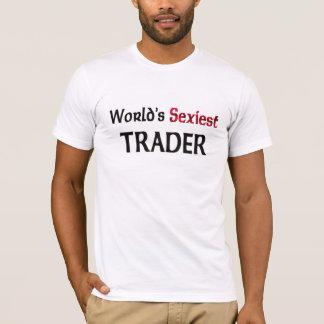 World's Sexiest Trader T-Shirt