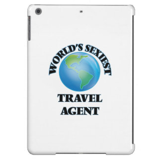 World's Sexiest Travel Agent iPad Air Covers