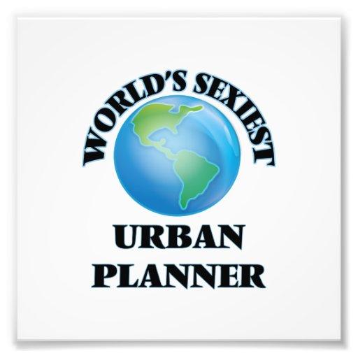 World's Sexiest Urban Planner Photo Print