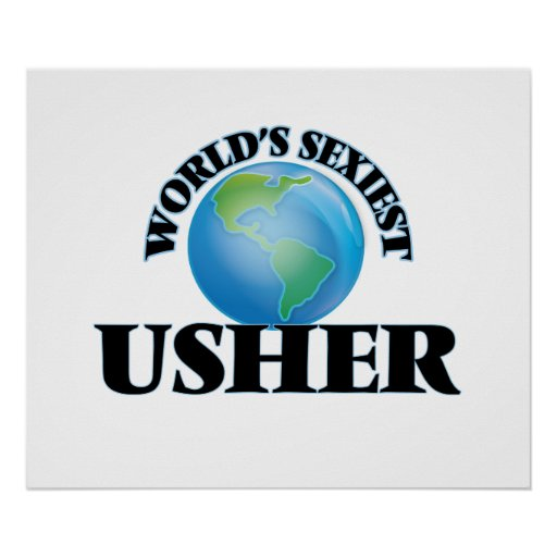 World's Sexiest Usher Poster