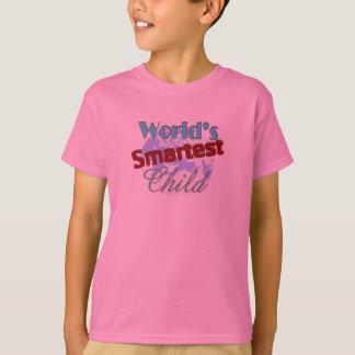 World's Smartest Child T-Shirt