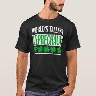 WORLD'S TALLEST LEPRECHAUN T-Shirt