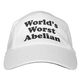 World's Worst Abelian Hat