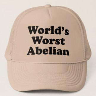 World's Worst Abelian Trucker Hat