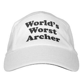 World's Worst Archer Hat
