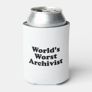 Worlds' Worst Archivist Can Cooler