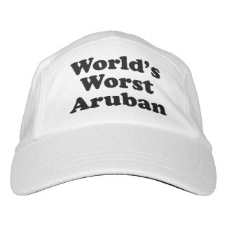 World's Worst Aruban Hat
