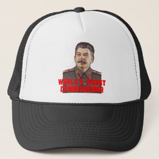 World's Worst Commissioner Trucker Hat