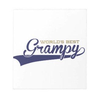 WorldsBestGrampyTee-01 Notepad